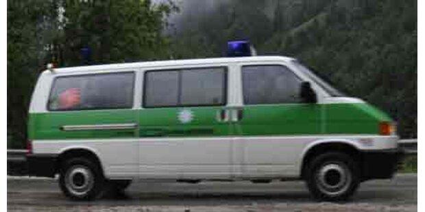 Ein Toter bei Bus-Crash in Bayern