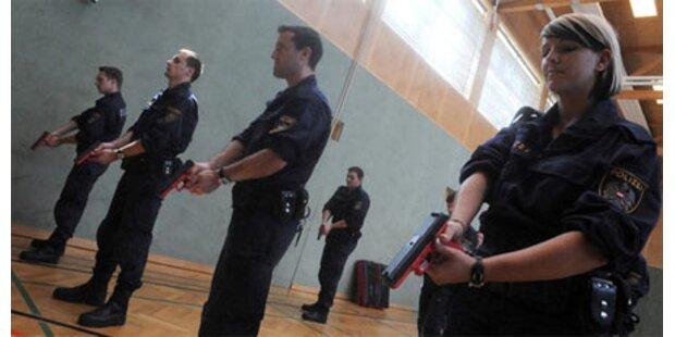 Polizei benötigt mehr Nachwuchs