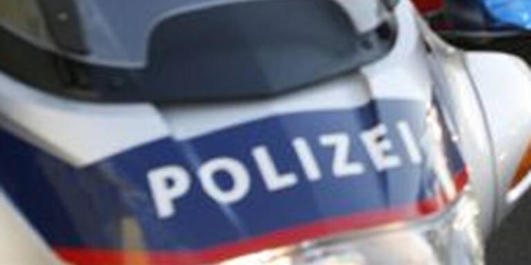Schwerer Motorradunfall mit 2 Polizisten