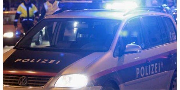 Alki versuchte Polizisten zu überfahren