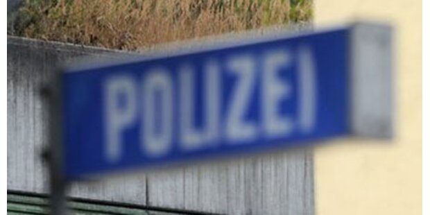 Tote unter Polizeistation Einbrecherin?