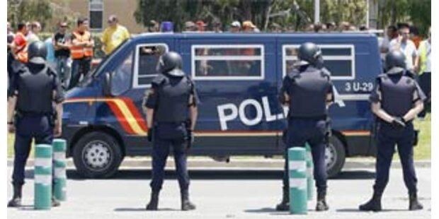 Spaniens Polizei geht gehen Russen-Mafia vor