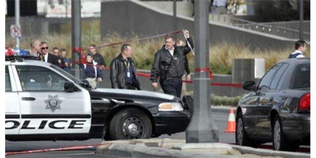 Tote bei Schießerei in Gerichtsgebäude