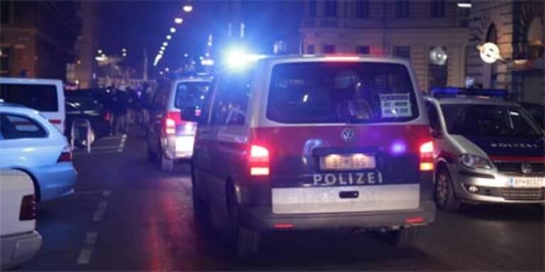 Einbrecher von Polizei angeschossen