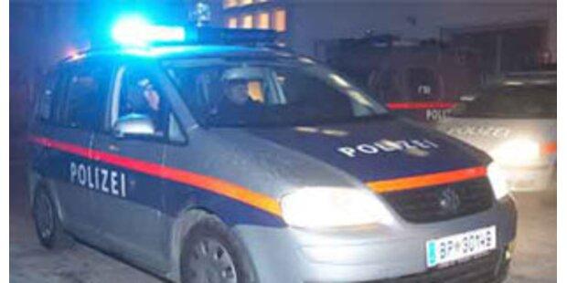 Bewaffneter Raubüberfall auf Tankstelle in Hard