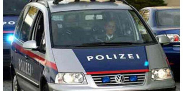 Vorarlberger begeht vor Polizei Fahrerflucht