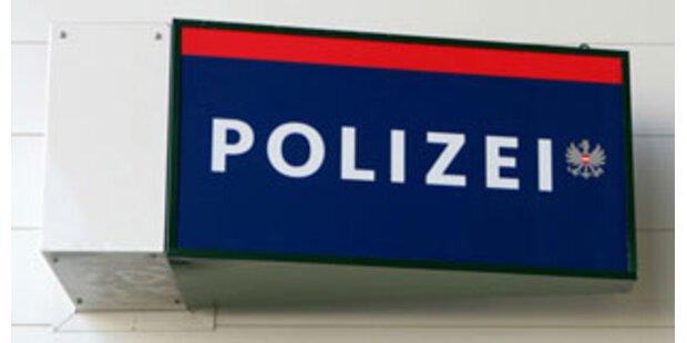 Tiroler flüchtete mit 120 km/h und 2,5 Promille