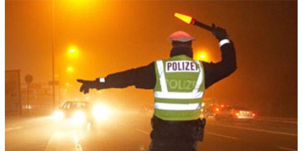 Drogenlenker verursachte in Salzburg Autounfall