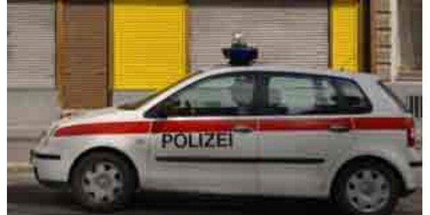 Frau biss Salzburger Polizistin in Hand