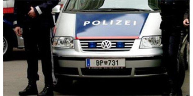 Gewalttätiger Ehemann in Spielfeld festgenommen