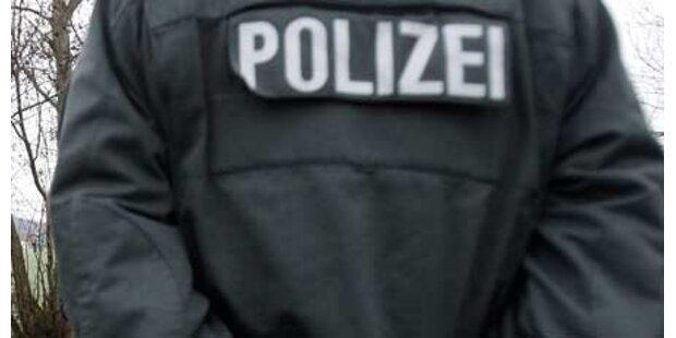 Polizei erschießt Tankstellenräuber
