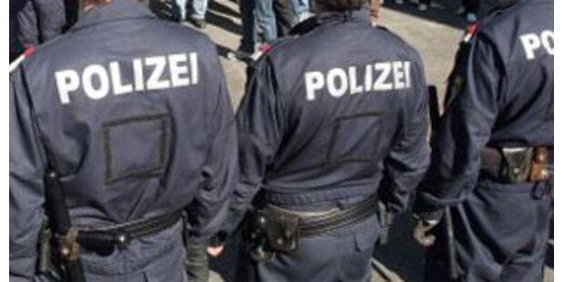 Teils starke Verbrechensrückgänge in Österreich