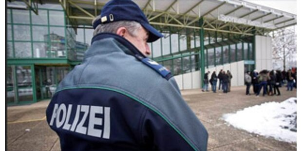 Schweizer Schule wegen Amokdrohung evakuiert