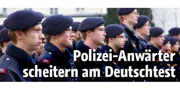 Die Deutschprüfung ist zu schwer