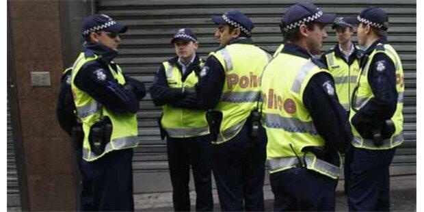 Terroranschlag in Australien vereitelt