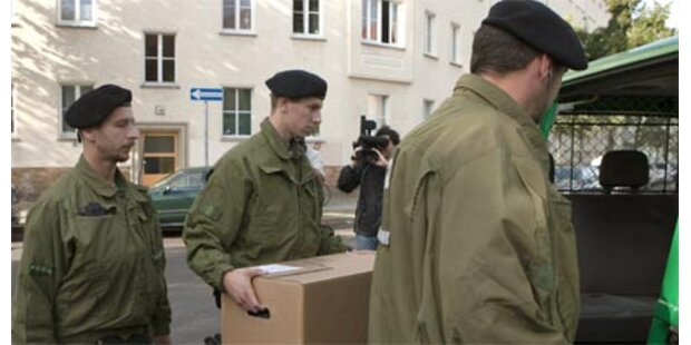 Schlag gegen deutsche Neonazi-Szene