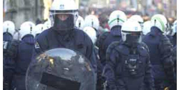 Brüssler Polizei stellte Dieb und Drogendealer ein