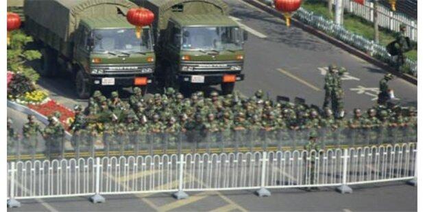 Fünf Tote bei Protesten in Urumqi
