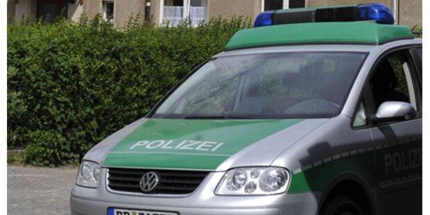 Polizist schießt Wüterich in den Hintern