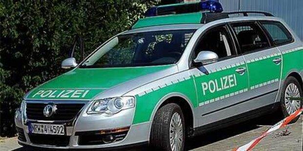 Amoklauf an deutscher Schule vereitelt
