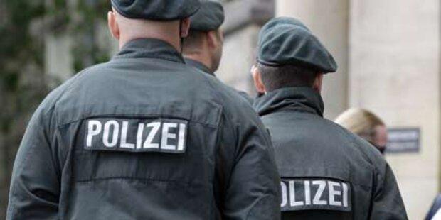Deutsche Polizei sucht bewaffneten Schüler