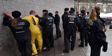 Flüchtling Polizei Köln