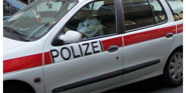Einbrecher lieferte Polizei Verfolgungsjagd