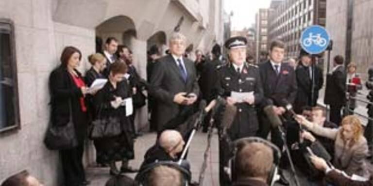 Polizei wegen Tötung eines Unschuldigen verurteilt