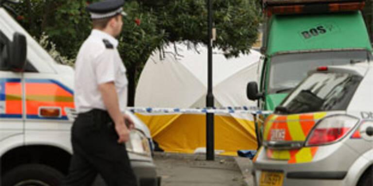 21. Mord an Jugendlichem in London
