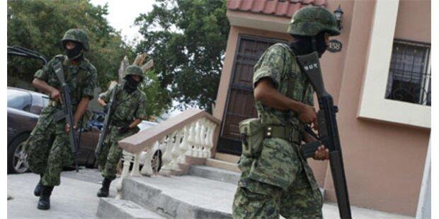 Weitere 33 Tote in Mexikos Drogenkrieg