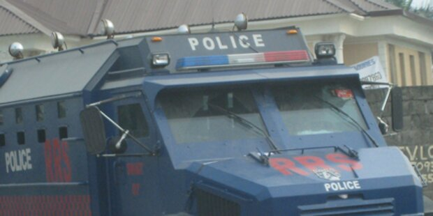 Polizei befreite Mädchen aus