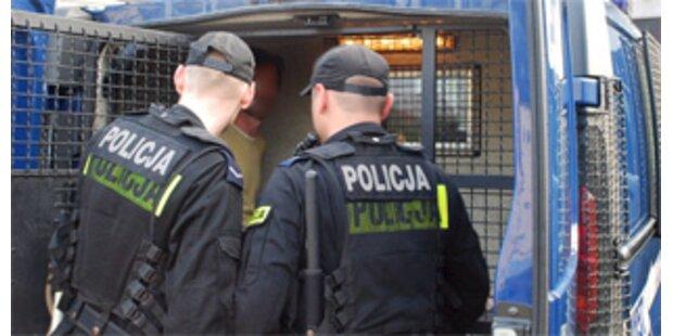 Schlag gegen Kinderporno-Ring in Polen