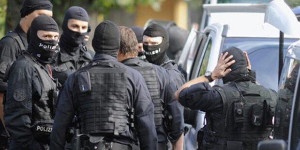 Irrer Schweizer hält Polizei in Atem
