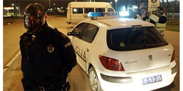 Achtjähriger in Serbien setzt sich ans Steuer