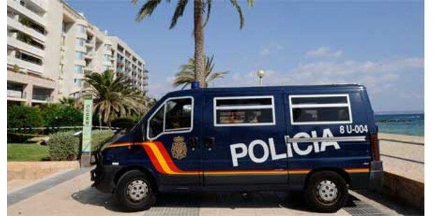 Erste Spur von Mallorca-Bombenlegern