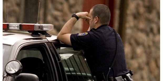 Drei Strafzettel für Auto mit Leiche