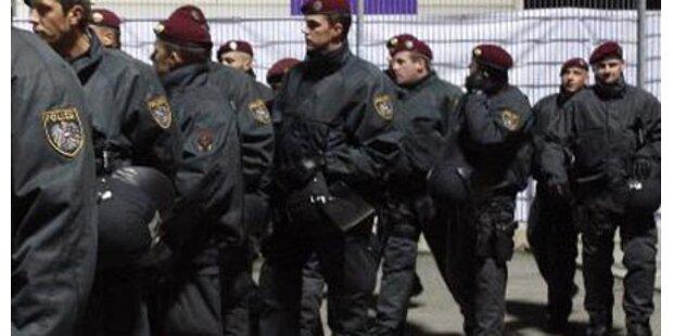 Wiener Polizei warnt vor Personalmangel