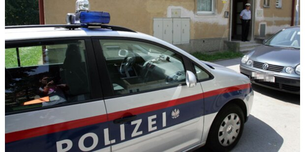 Tankstelle in Linz überfallen