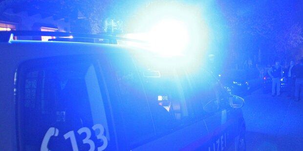 Betrunkener griff Polizisten an