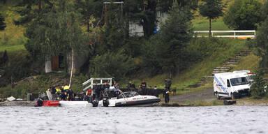 Polizeieinsatz Oslo