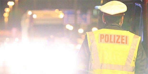 Tiroler Polizei stoppt Autodieb