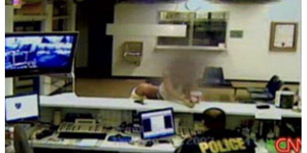 Fummel-Skandal bei amerikanischer Polizei