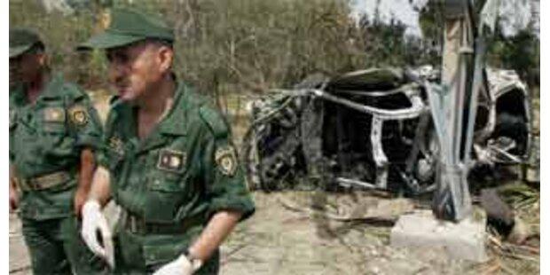 43 Tote bei Selbstmordanschlag in Algerien