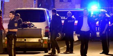 Polizist niedergefahren: Ermittlungen wegen Mordversuchs