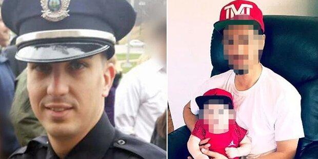 Cop schoss nicht auf Schwarzen - gefeuert