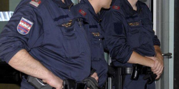 Fekter will DNA von Polizisten speichern