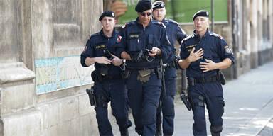 Elf verletzte Kärntner Polizisten bei Übung