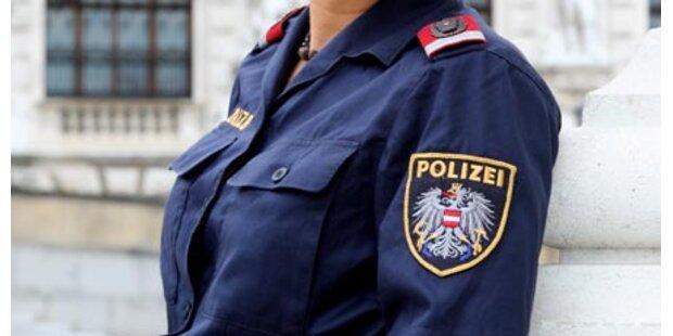 Grazer verpasste Polizistin