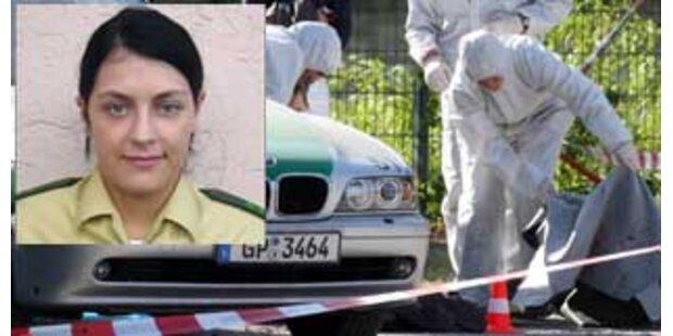 100.000 Euro Kopfgeld für Polizisten-Mörderin