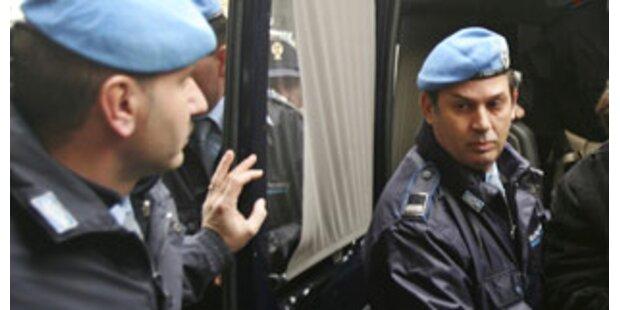 Mafiaboss nach zehn Jahren Flucht festgenommen
